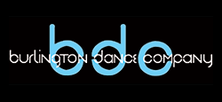 The Burlington Dance Company Logo